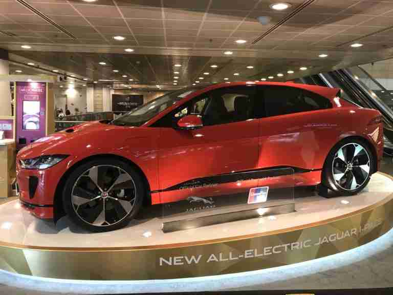 What is the Jaguar I Pace?