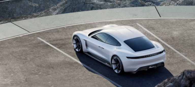 does porsche have an electric car?