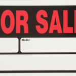 used vehicle for sale custom sign