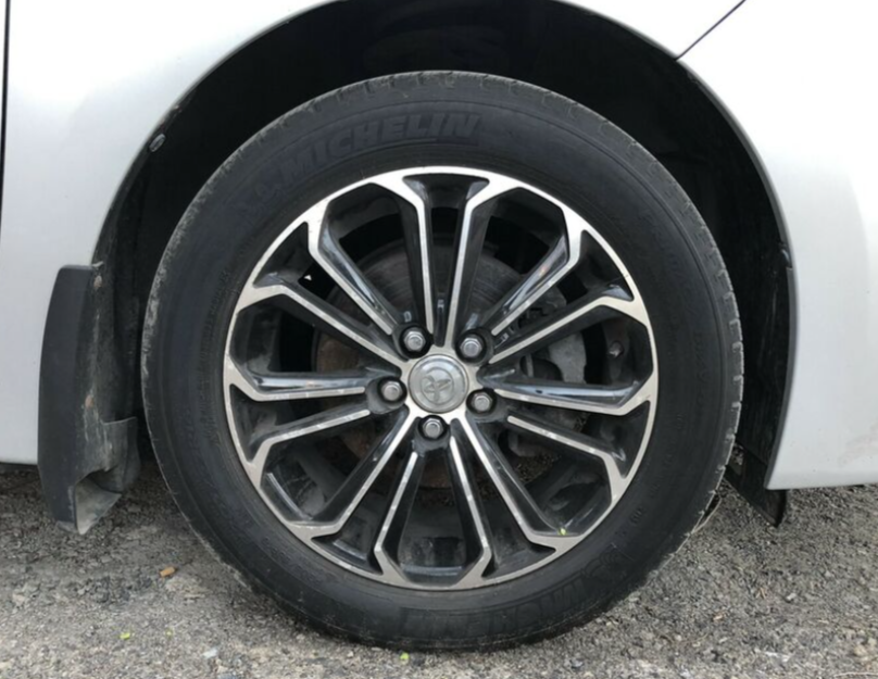 corolla wheel