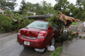 insurance increase from wind storm