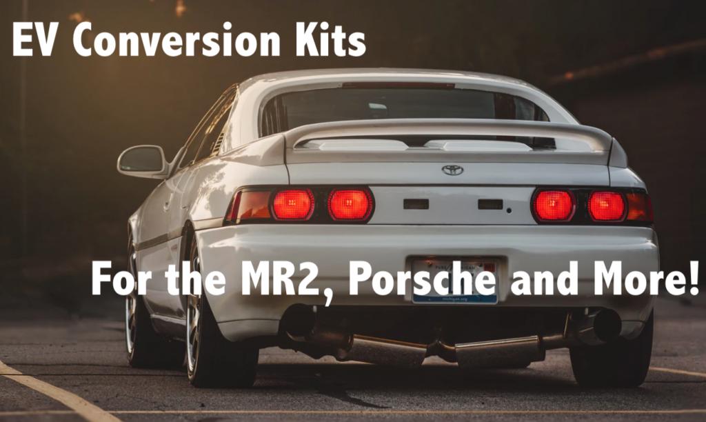 EV conversion kit