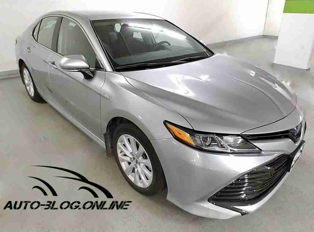 Read more about the article 2020 Toyota Camry LE Hybrid – Daily Driver