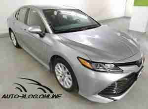 2020 Toyota Camry Passenger Side View