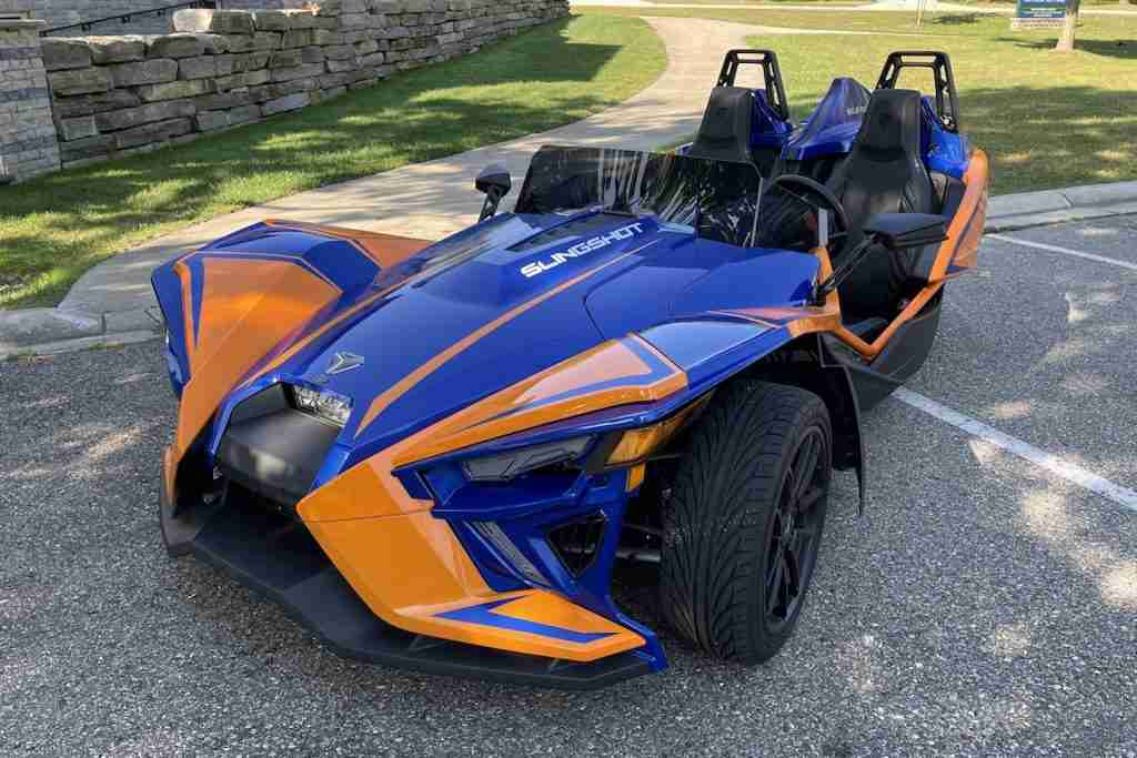 Read more about the article A Week With: 2021 Polaris Slingshot R