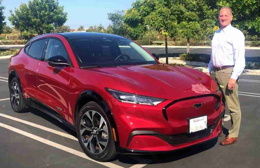 Read more about the article FIRST TIMER: 2021 Ford Mustang Mach-E