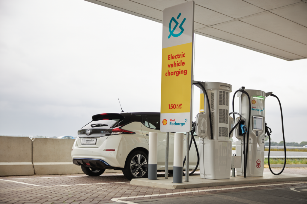 Read more about the article From racing fluids to forecourt chargers: Big Oil's EV transition gains pace