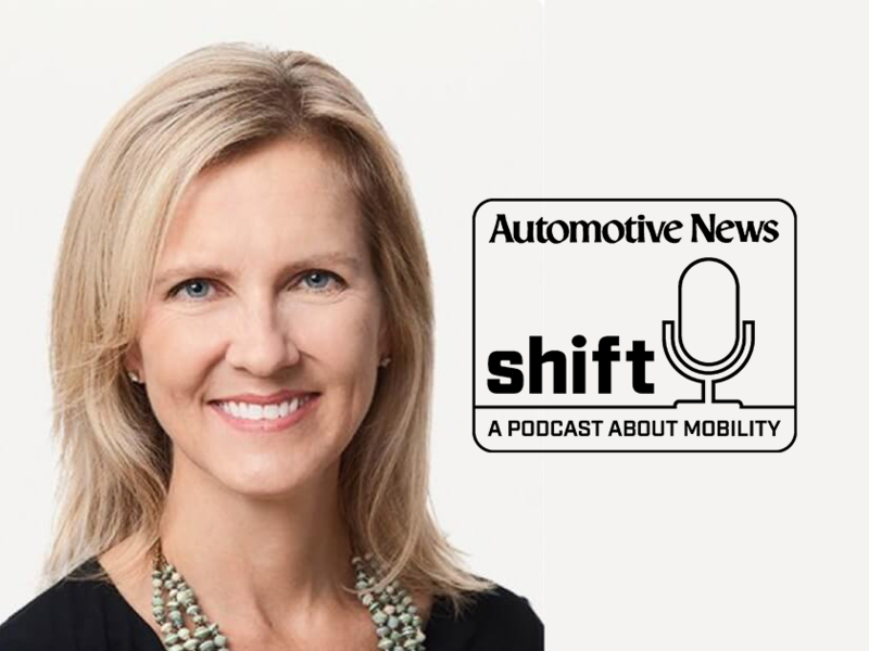 Read more about the article From Ford to photonics: Shauna McIntyre bridges automotive and lidar realms (Episode 117) – Automotive News