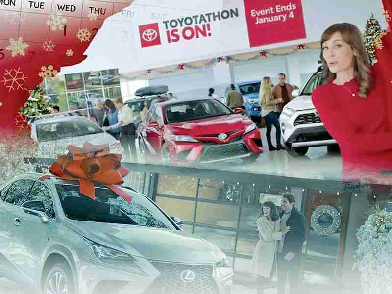 Read more about the article Chip shortage may derail Toyotathon, Lexus December to Remember