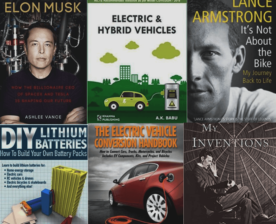 Read more about the article Top 6 Electric Vehicle books you must read if you are an EV Enthusiast