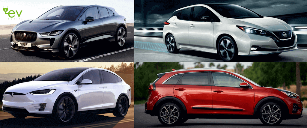 Read more about the article Top 8 Electric Cars with a Long Range