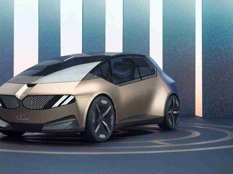 Read more about the article BMW's vision for sustainable cars: Do more with less